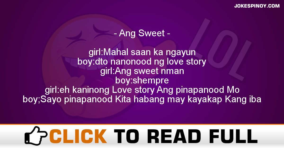 Ang Sweet