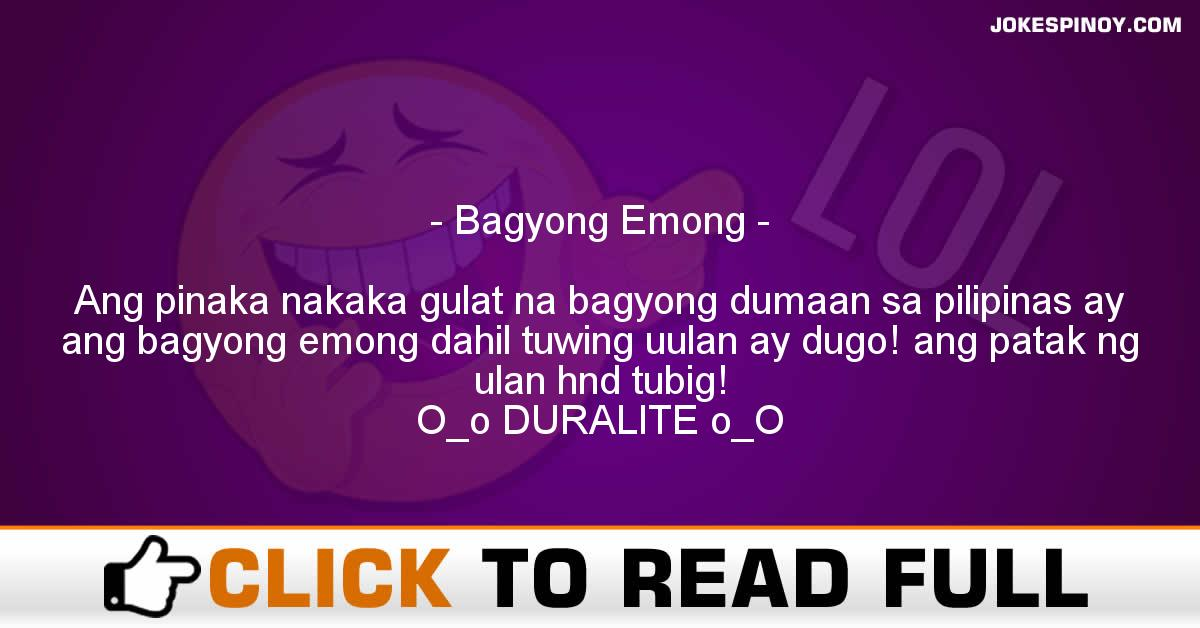 Bagyong Emong
