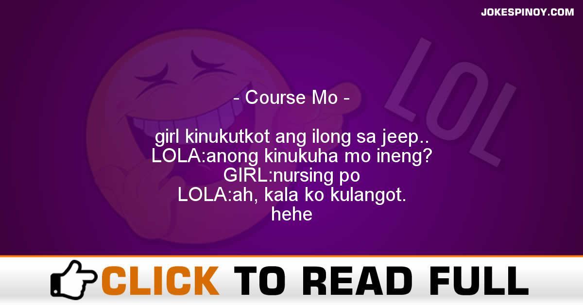 Course Mo
