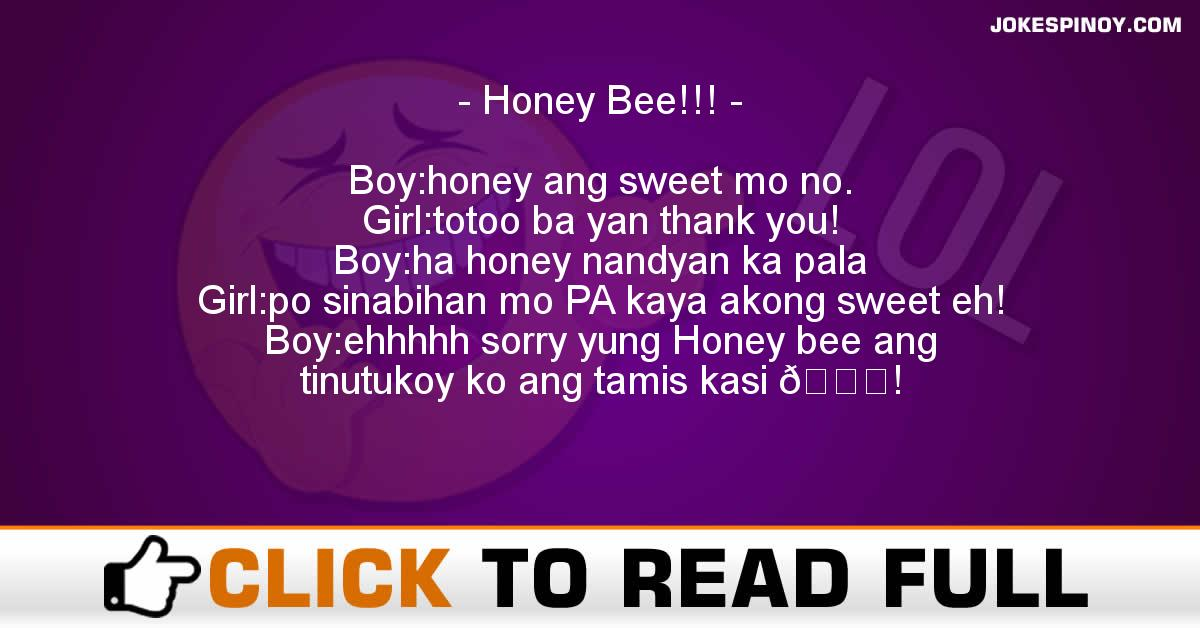 Honey Bee!!!