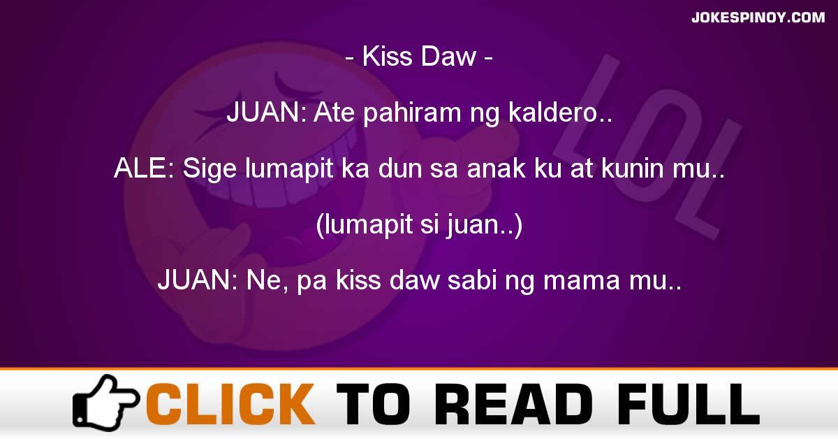Kiss Daw