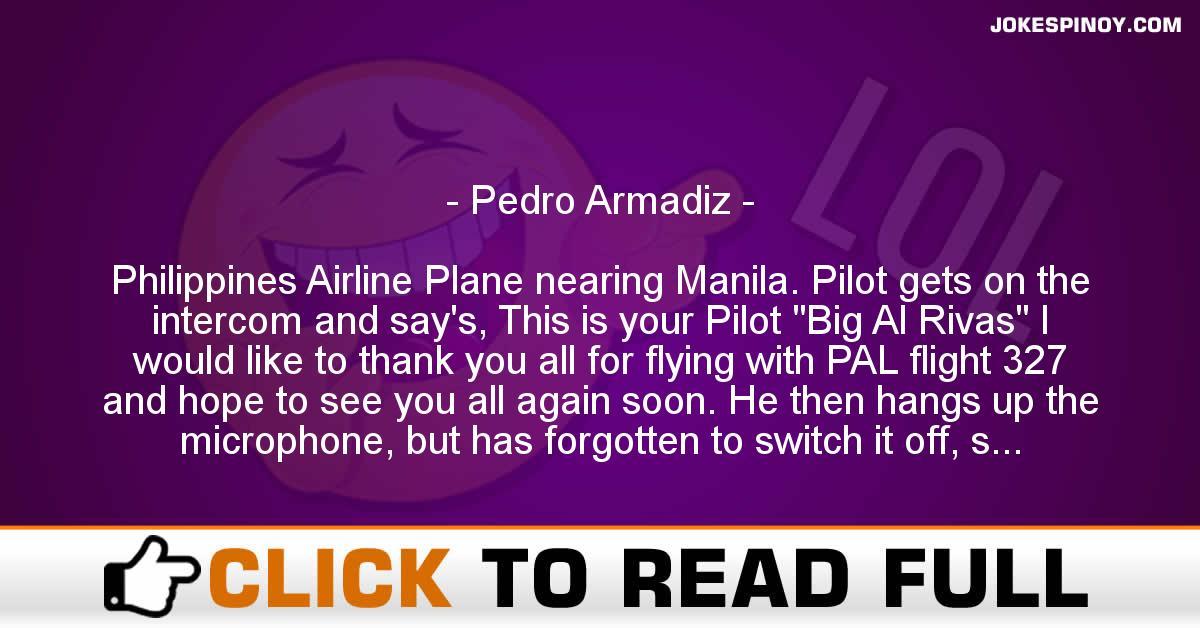 Pedro Armadiz