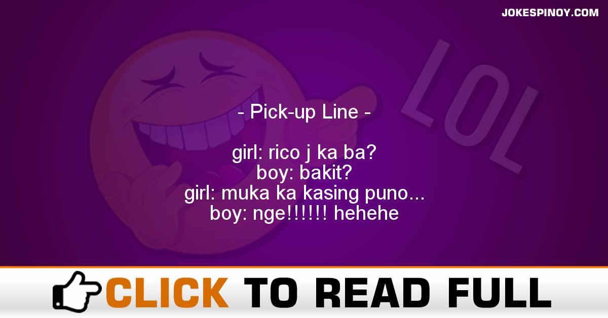 Pick-up Line