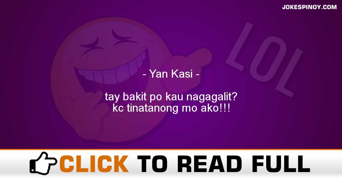 Yan Kasi