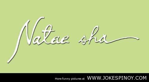 Natae Sha Jokespinoy Com