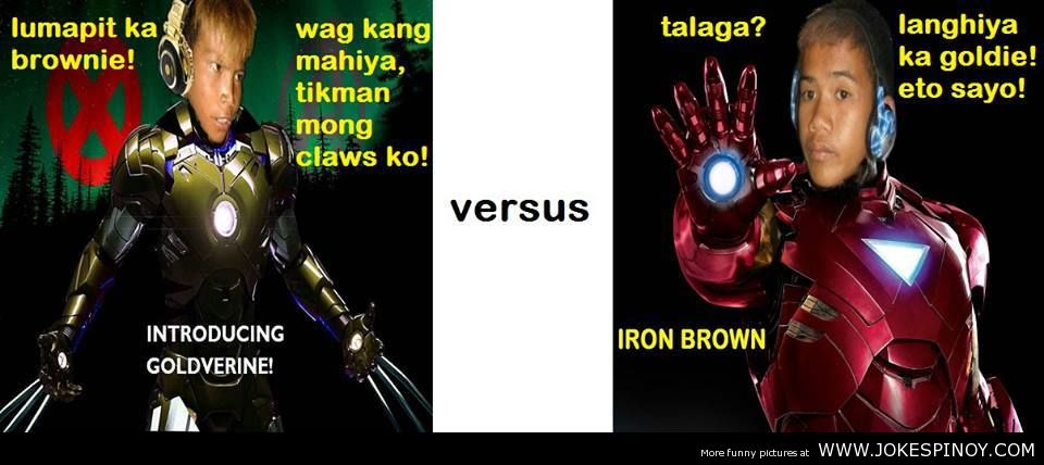 Totoy Gold vs Totoy Brown