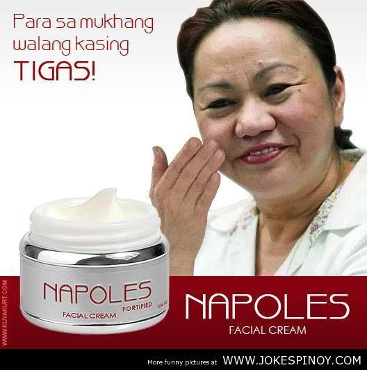 Napoles Facial Cream