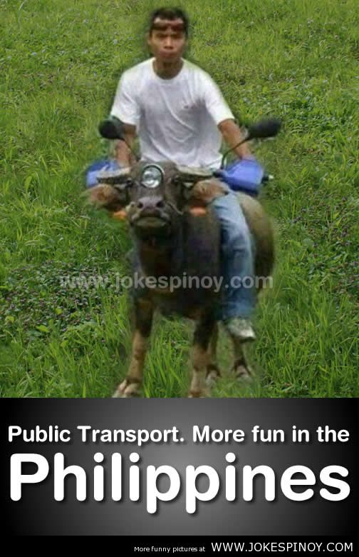 public transport more fun in the philippines