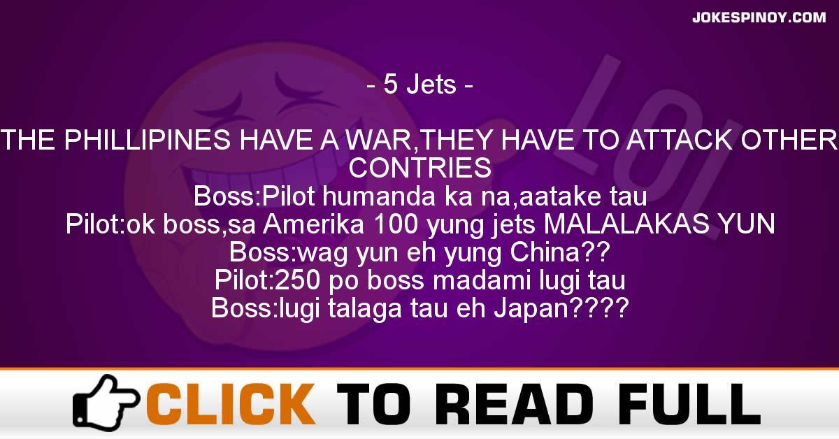 5 Jets