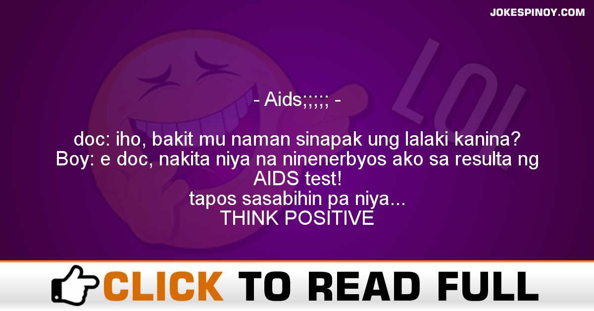 Aids;;;;;