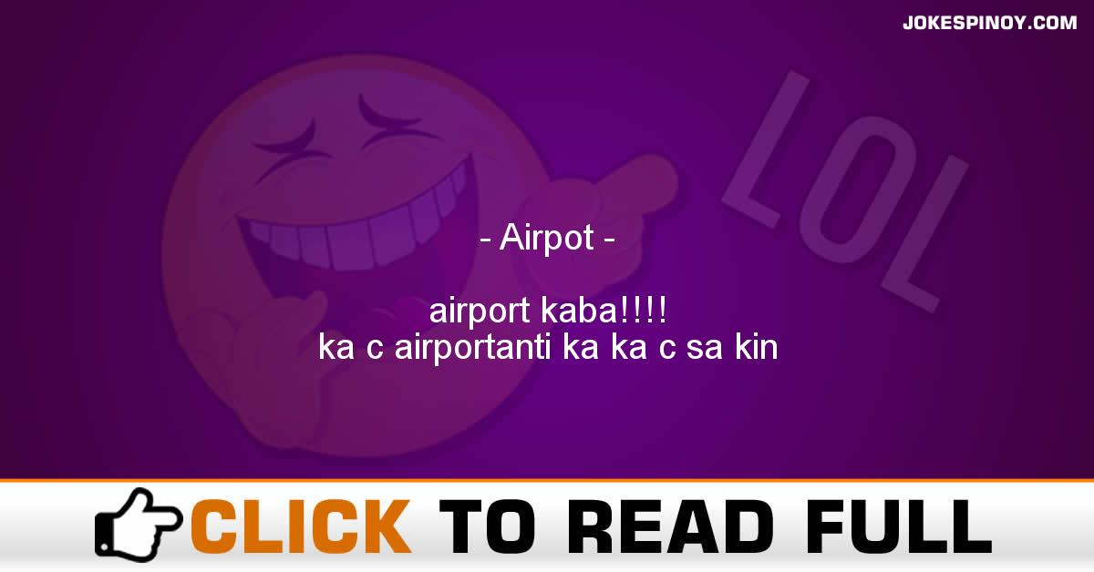 Airpot