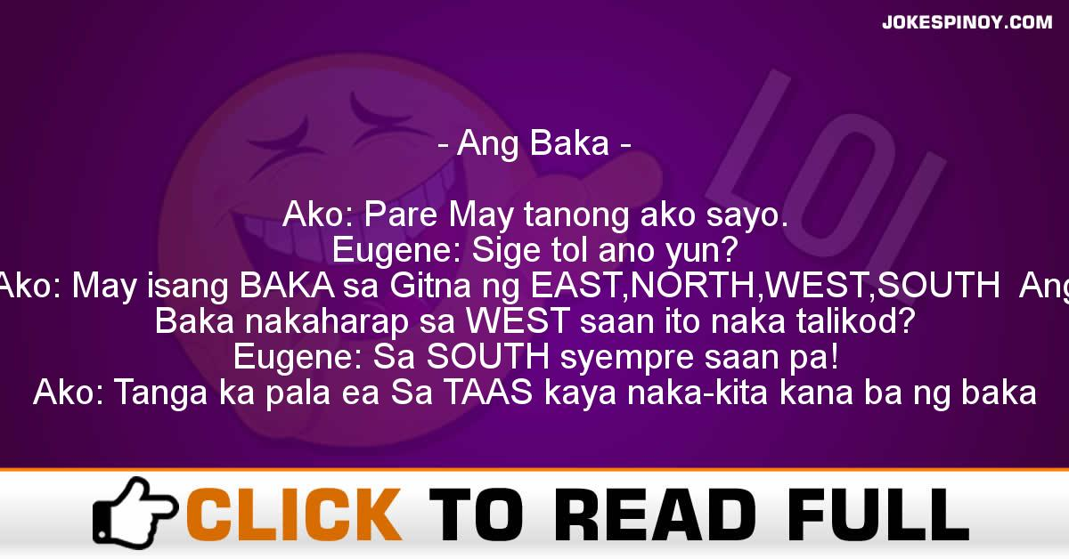 Ang Baka