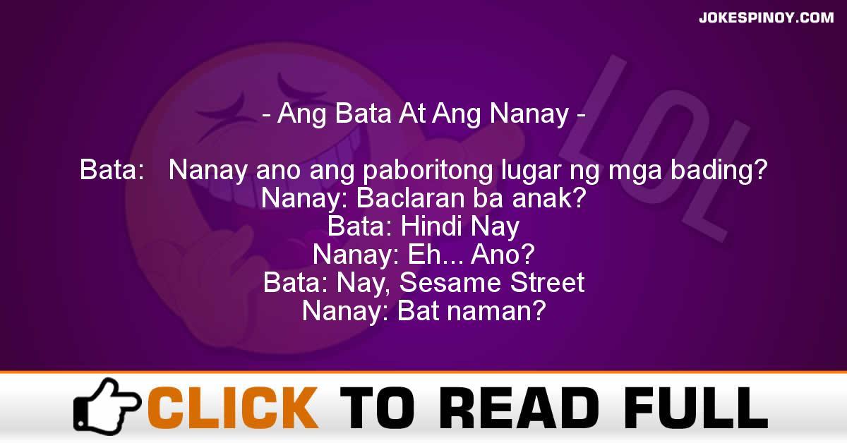 Ang Bata At Ang Nanay