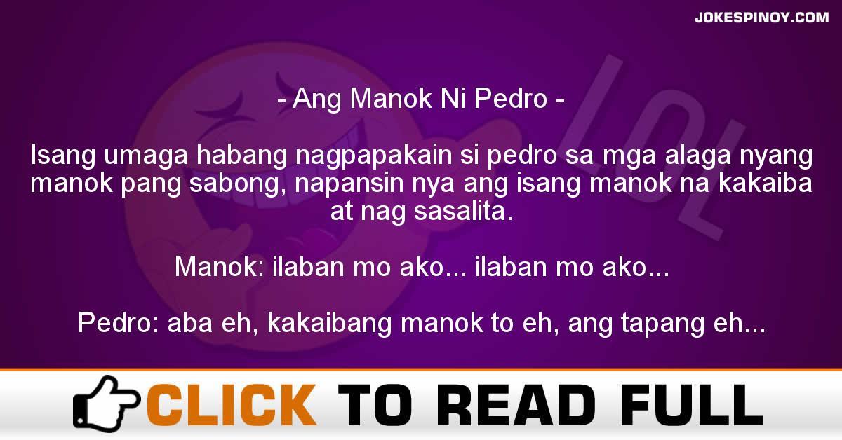Ang Manok Ni Pedro
