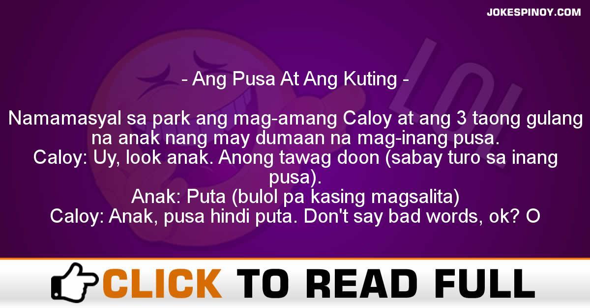 Ang Pusa At Ang Kuting