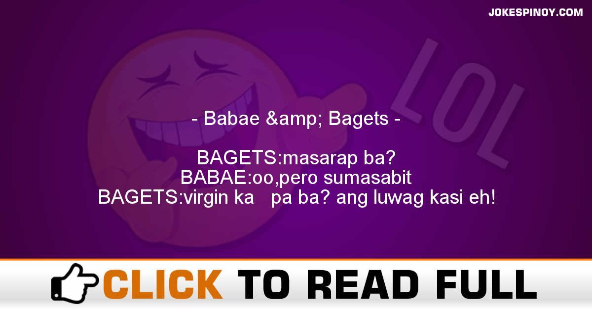 Babae & Bagets