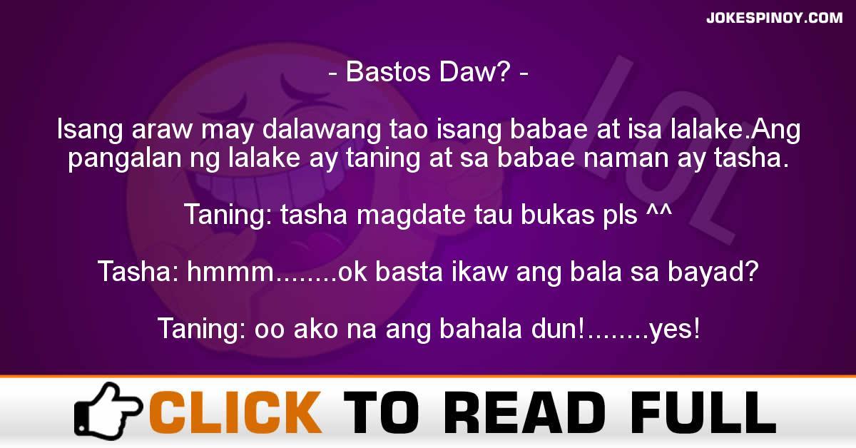 Bastos Daw?