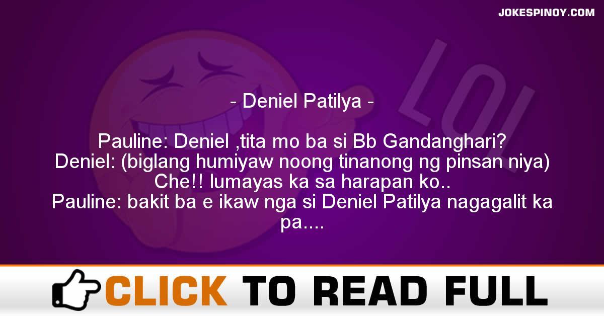 Deniel Patilya