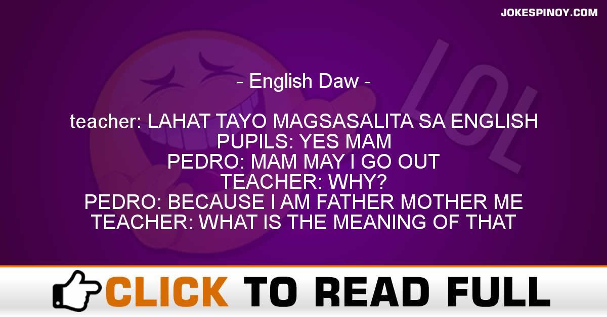 English Daw