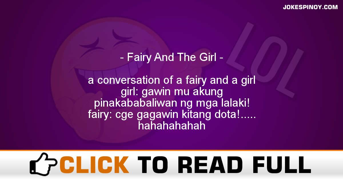Fairy And The Girl