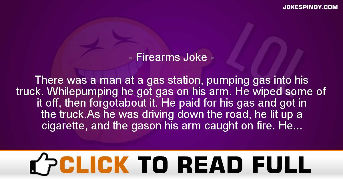 Firearms Joke