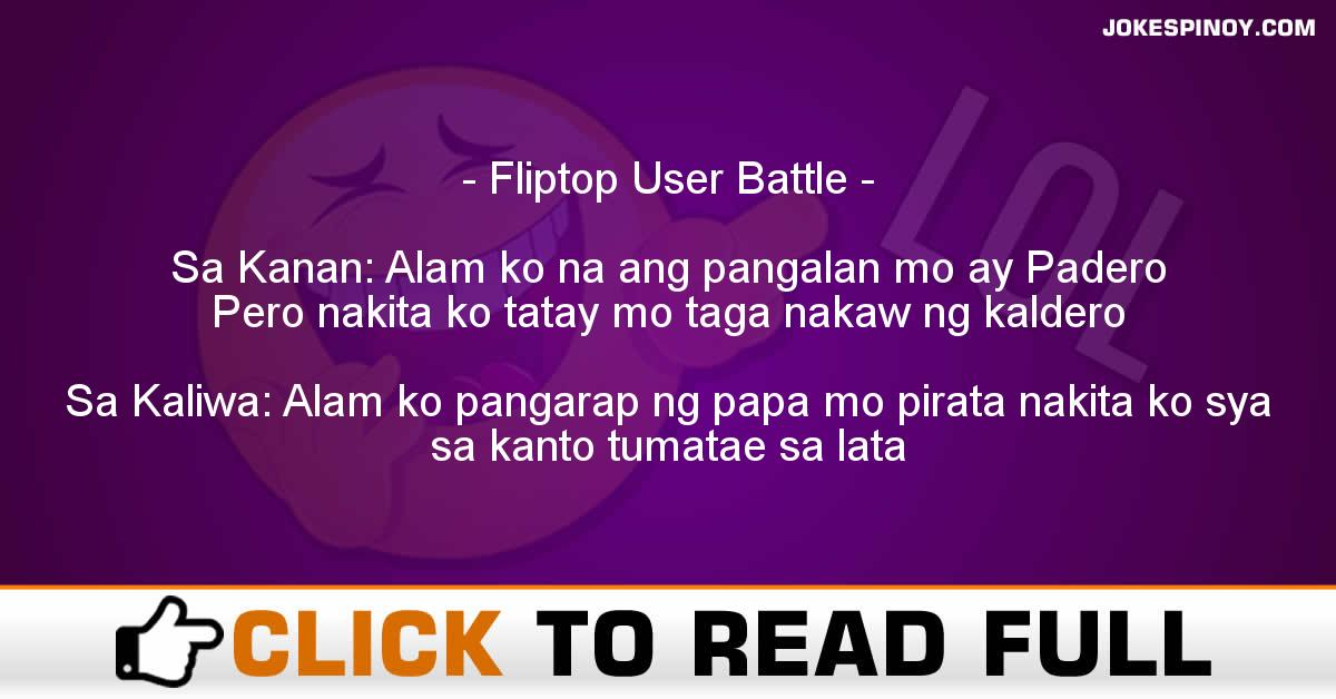 Fliptop User Battle