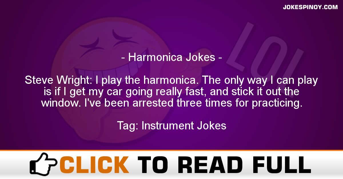 Harmonica Jokes
