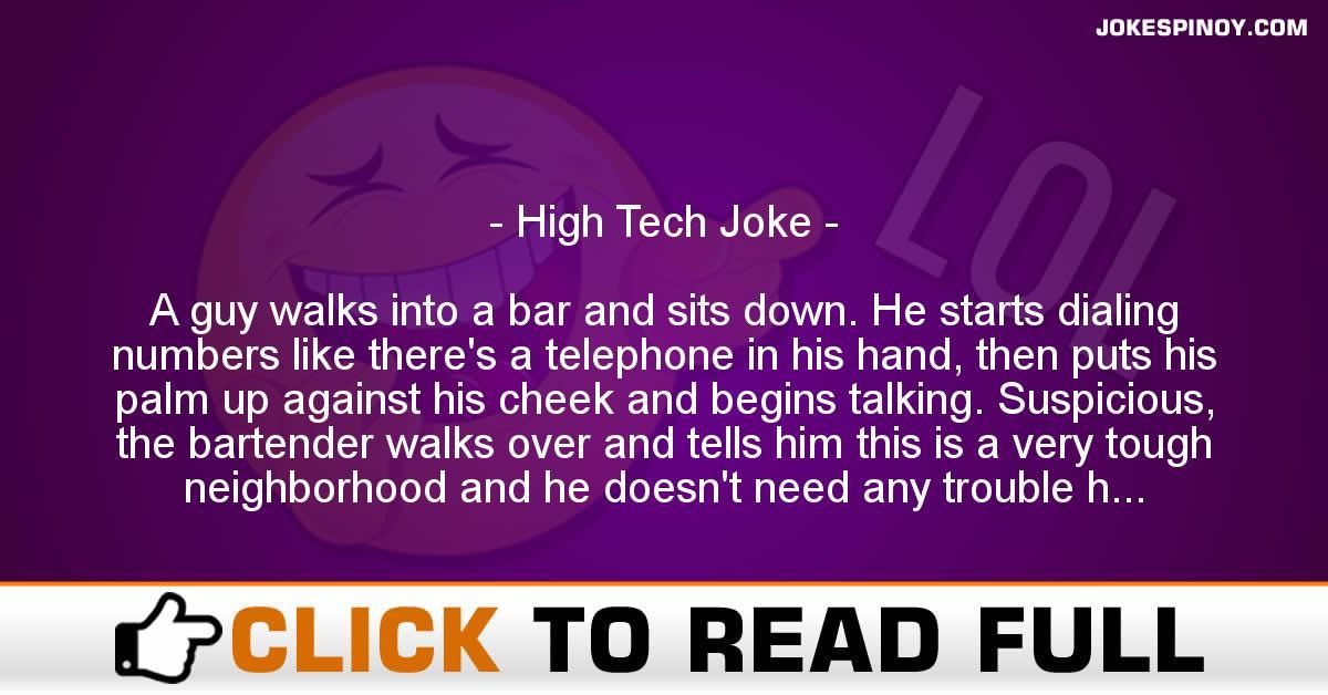High Tech Joke