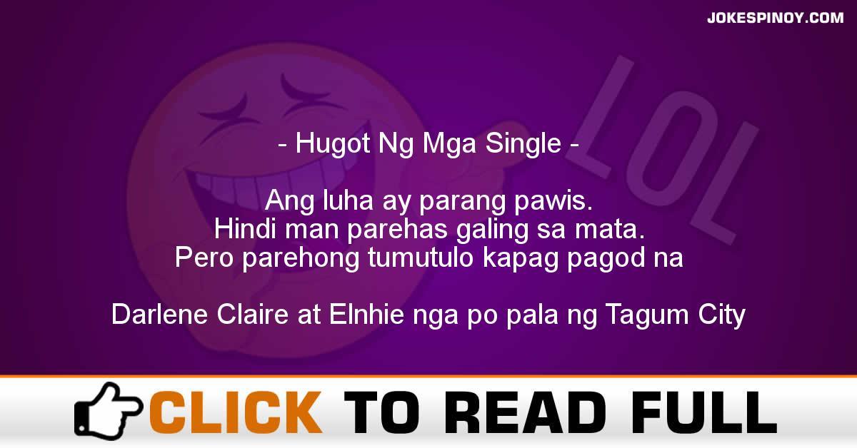 Hugot Ng Mga Single