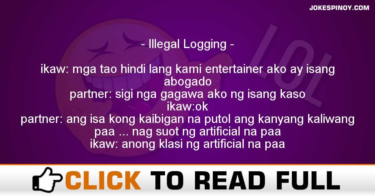 Illegal Logging