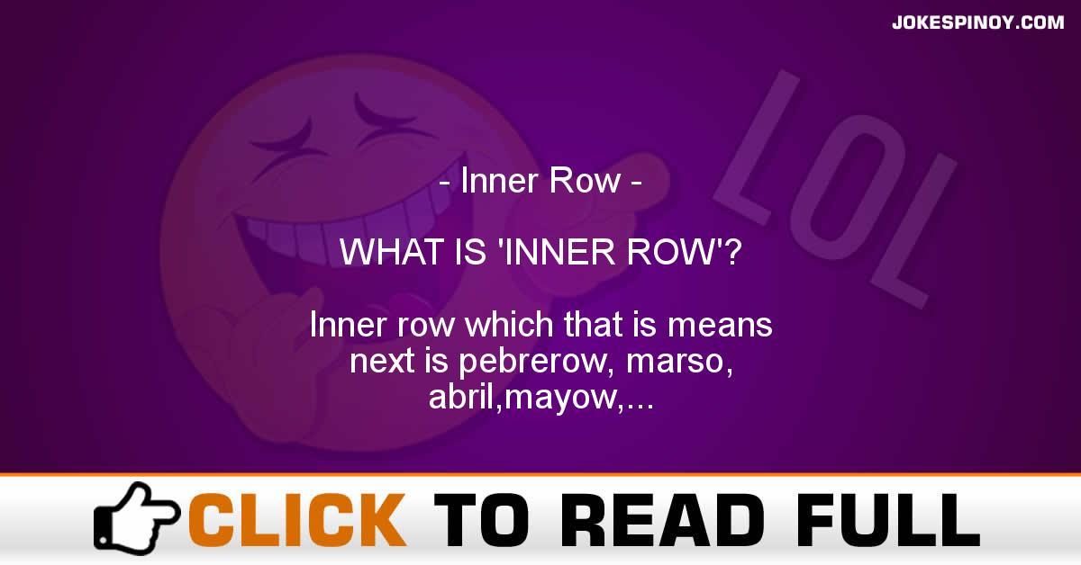 Inner Row