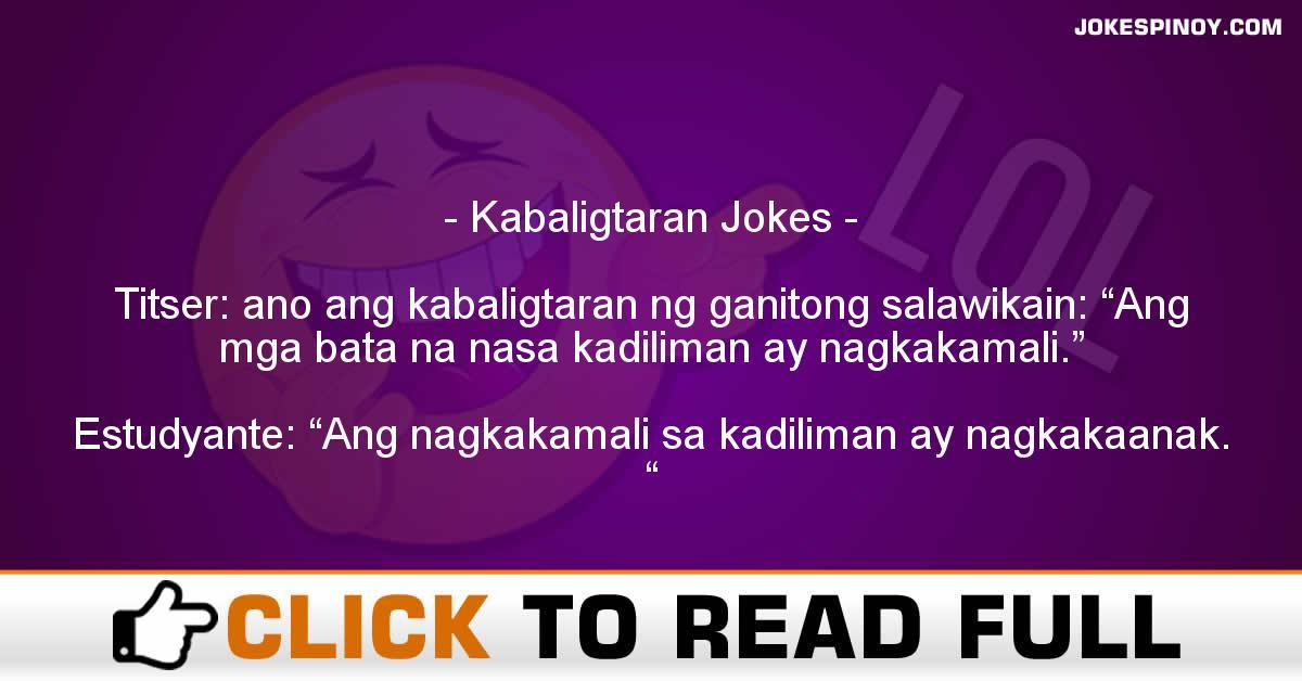 Kabaligtaran Jokes