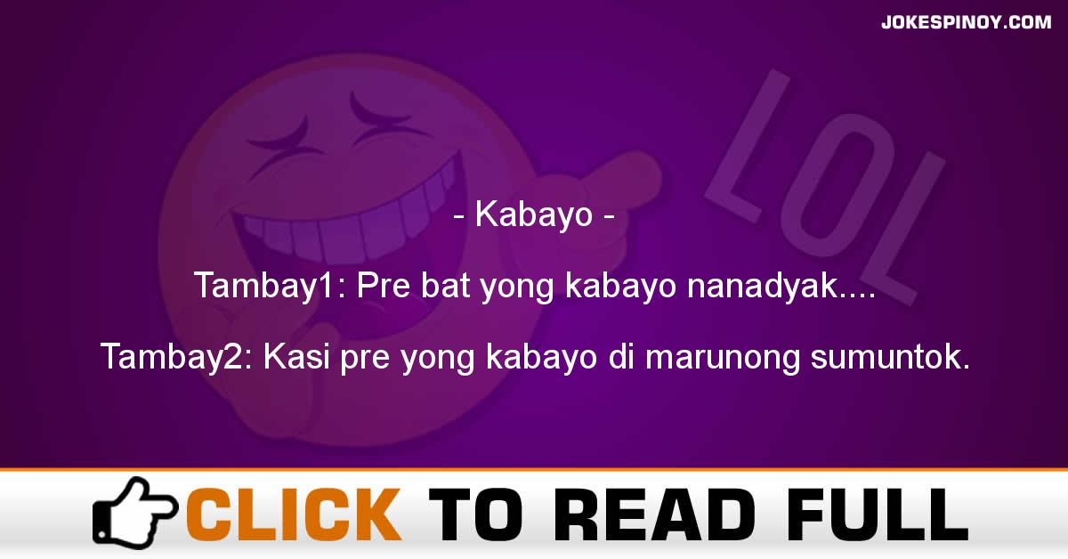 Kabayo