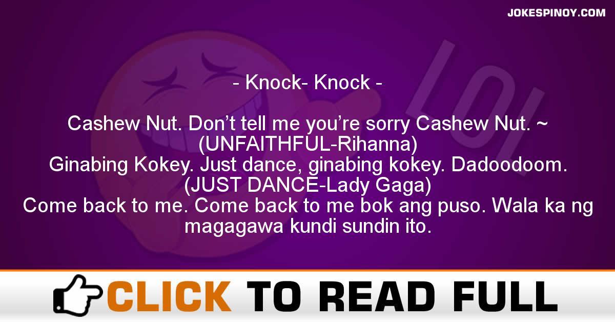 Knock- Knock