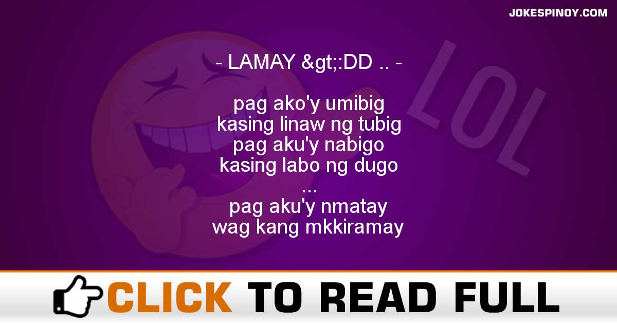 LAMAY >:DD ..