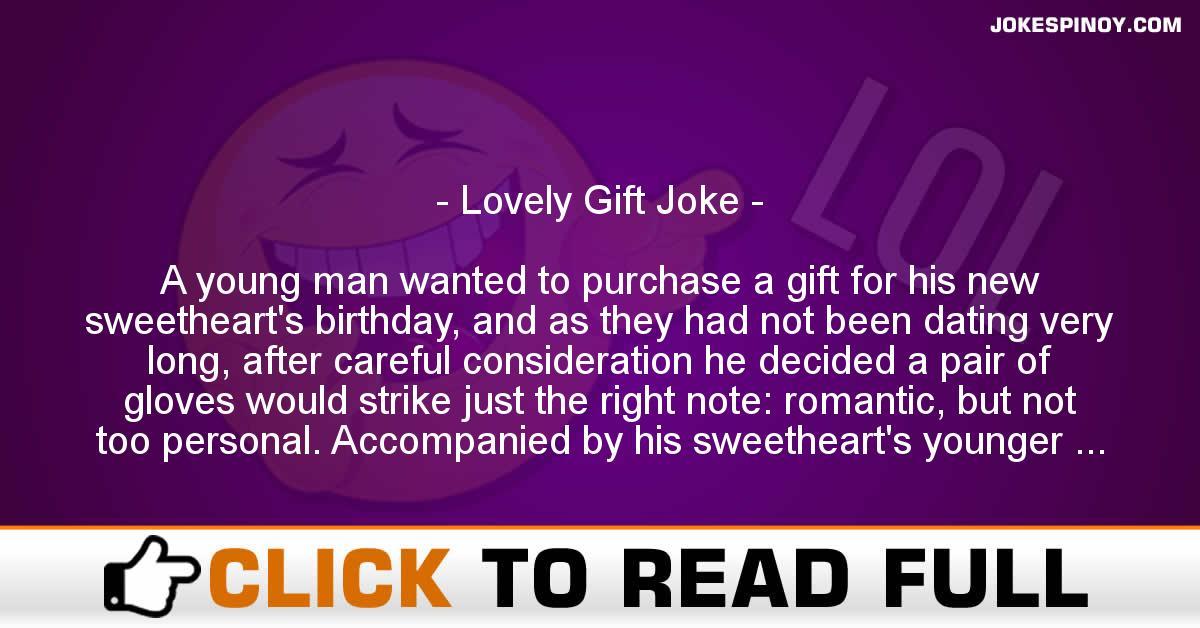Lovely Gift Joke