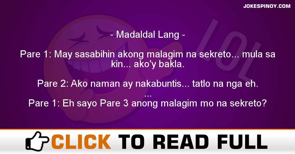 Madaldal Lang