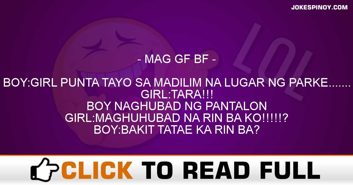 MAG GF BF