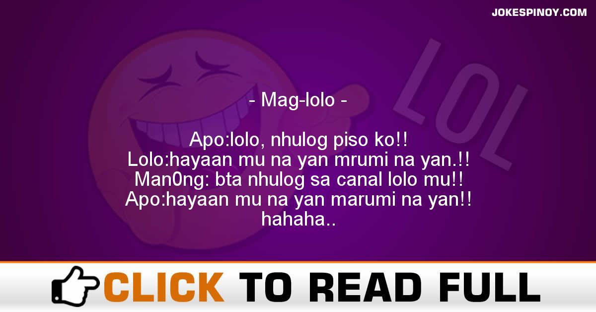 Mag-lolo