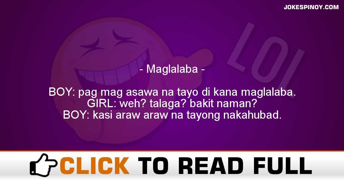 Maglalaba