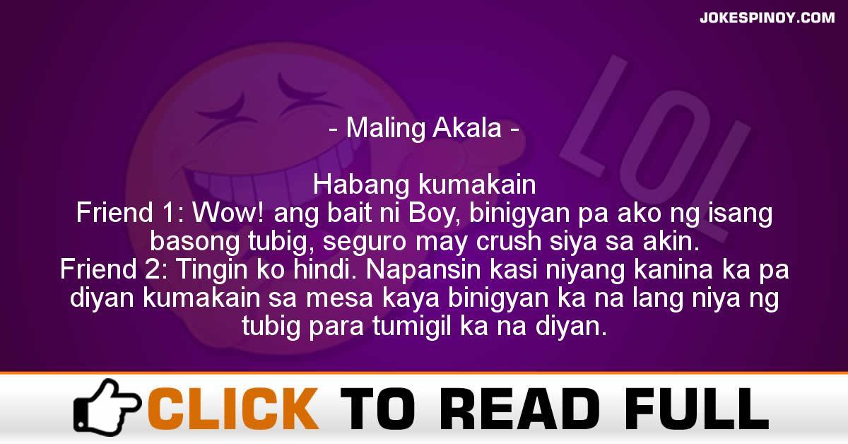 Maling Akala