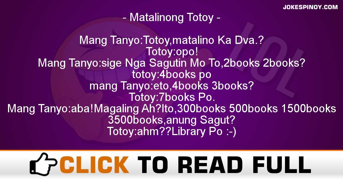 Matalinong Totoy