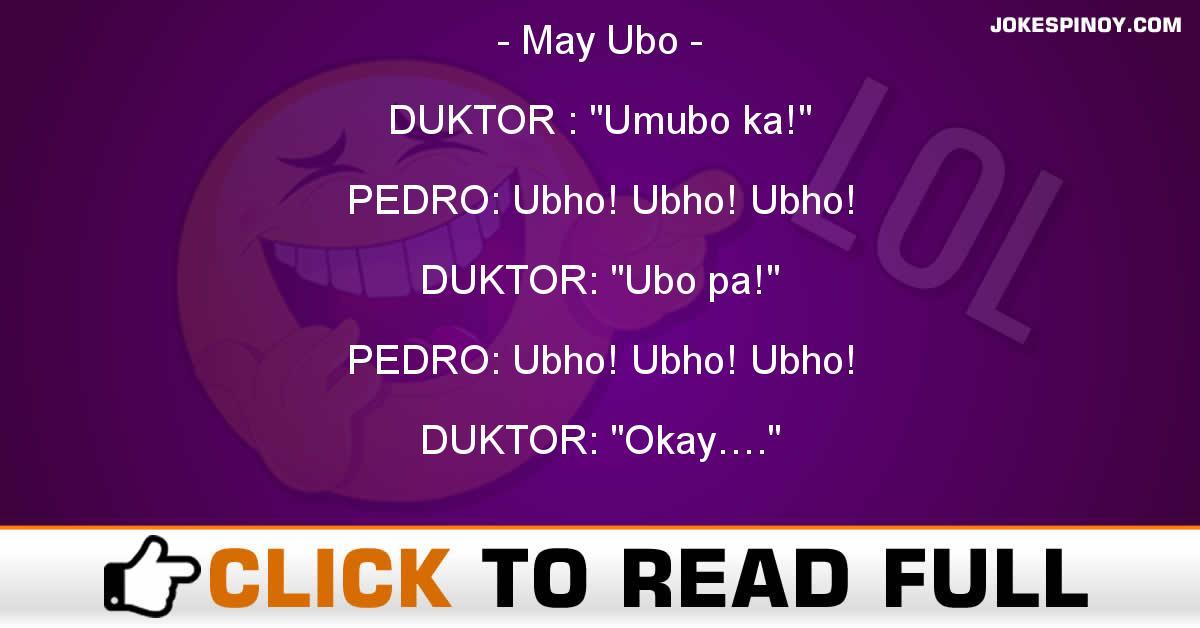 May Ubo