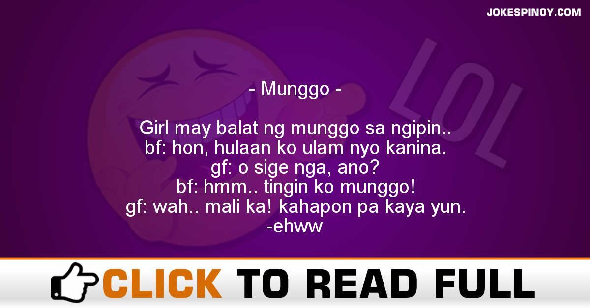 Munggo