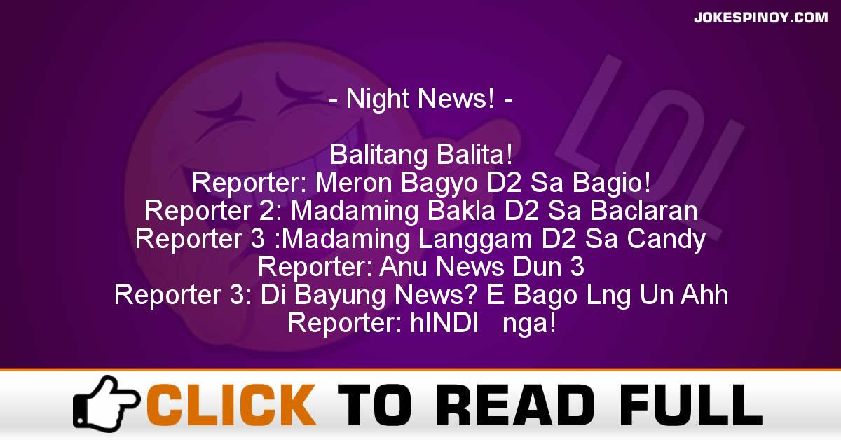 Night News!