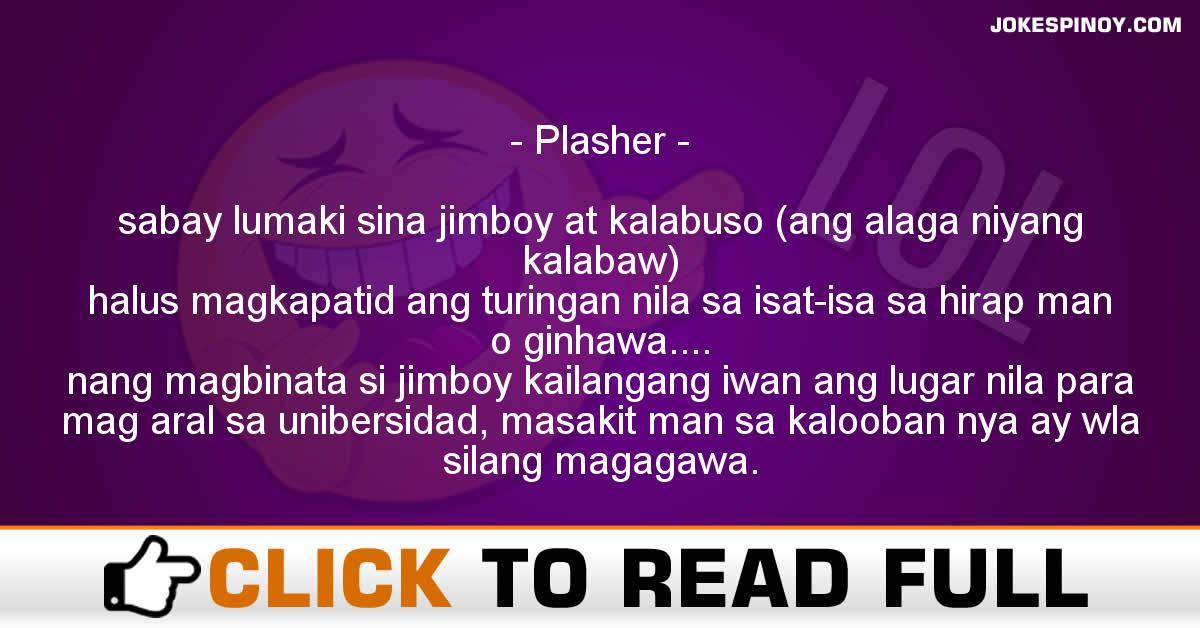 Plasher