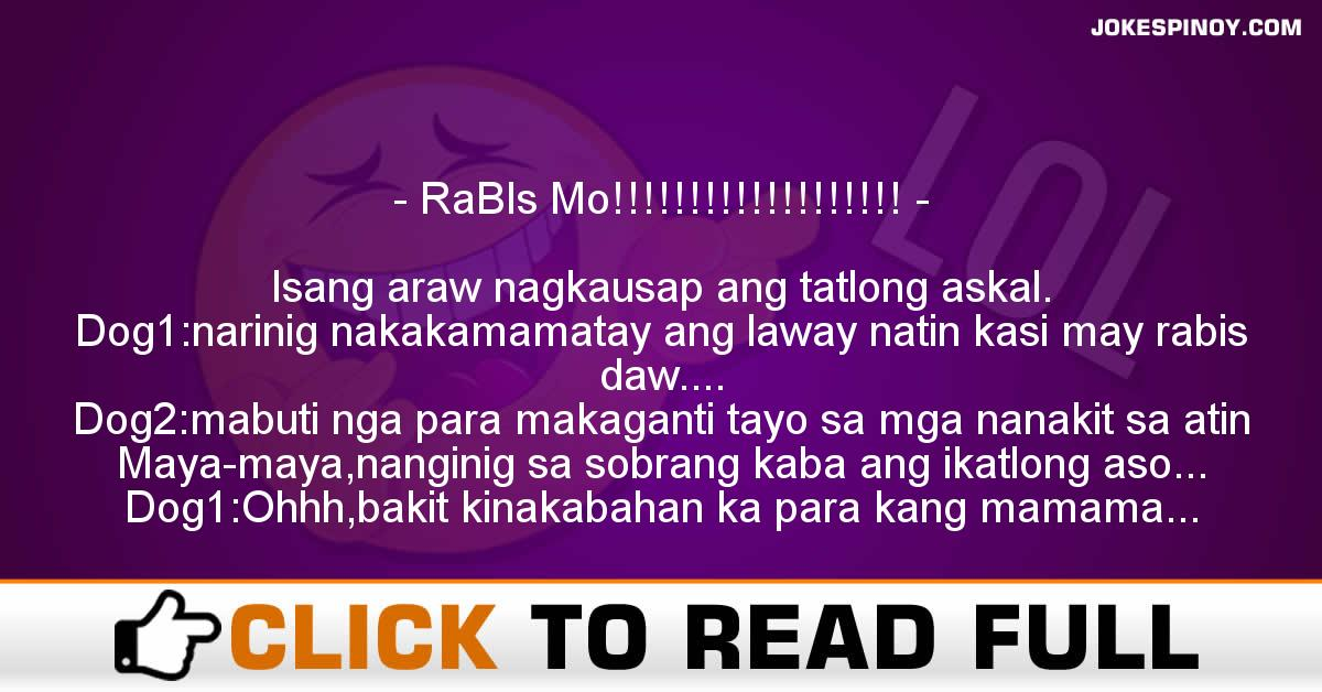 RaBIs Mo!!!!!!!!!!!!!!!!!!!
