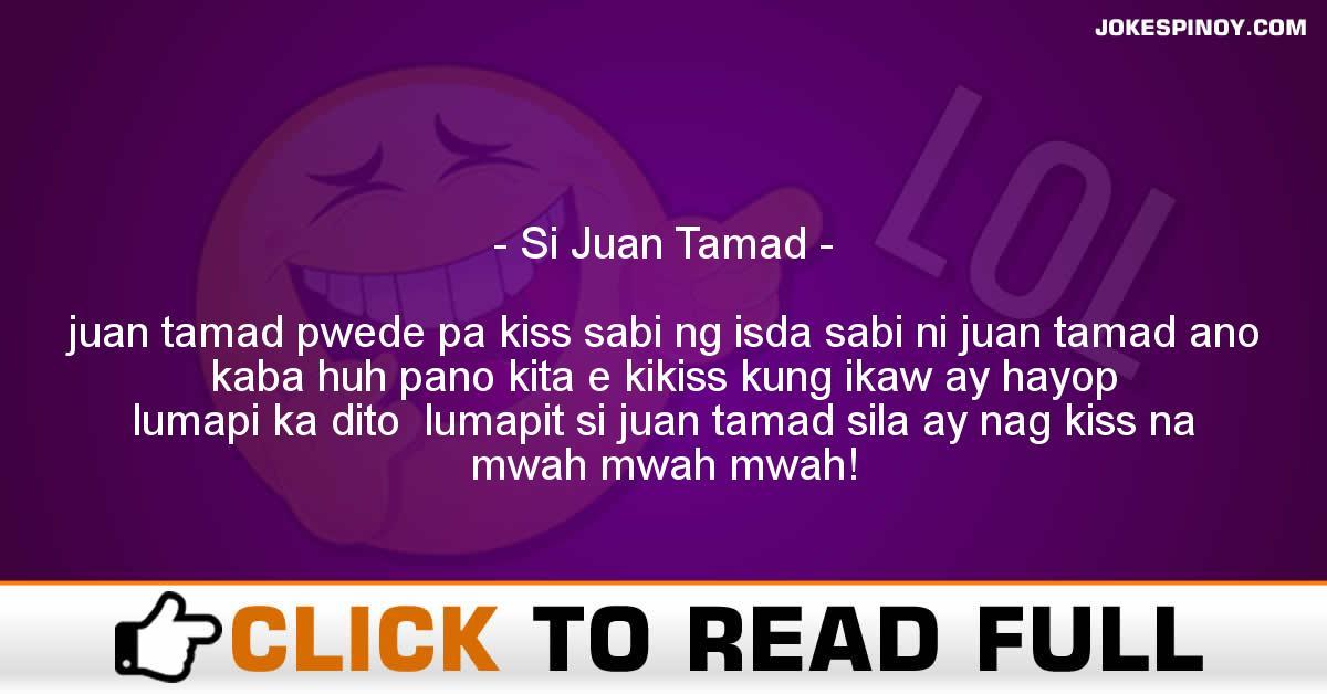 Si Juan Tamad