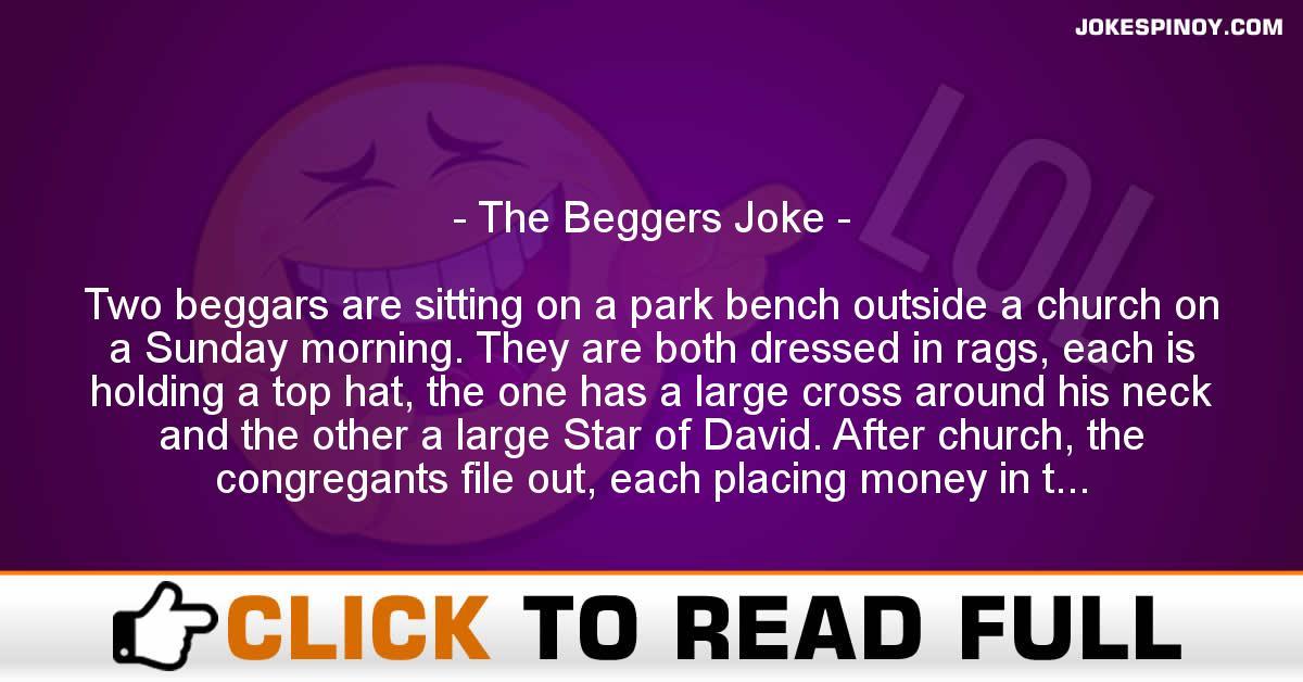 The Beggers Joke