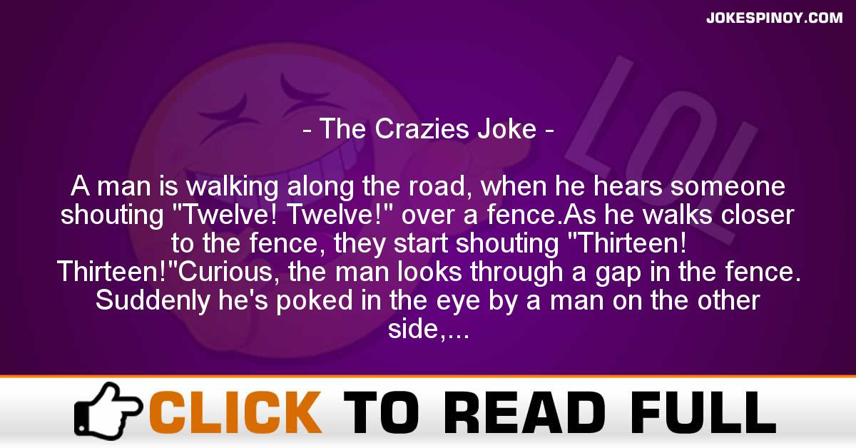 The Crazies Joke